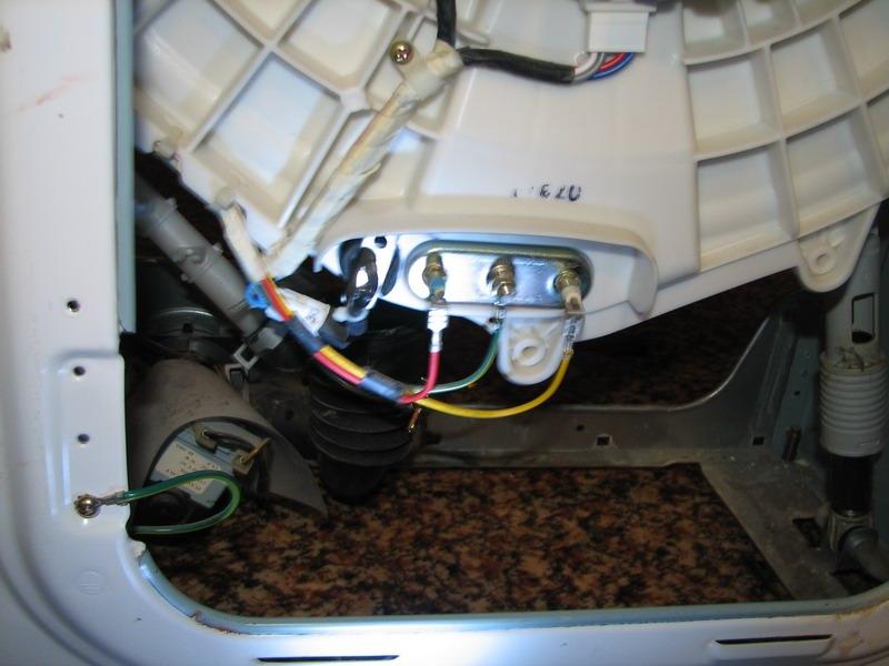 Ремонт стиральной машины «lg intellowasher» ремонт стиральных машин под ключ Сибиряковская улица