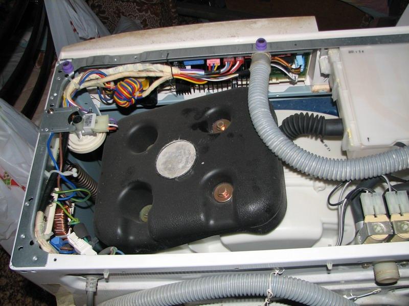 Ремонт стиральной машины LG с