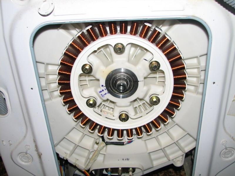 Замена подшипника в стиральной машине lg своими