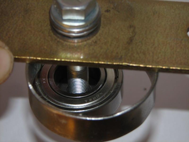 Как заменить подшипник на стиральной машине lg